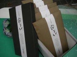 画像1: 茶そば5袋セット(箱入)